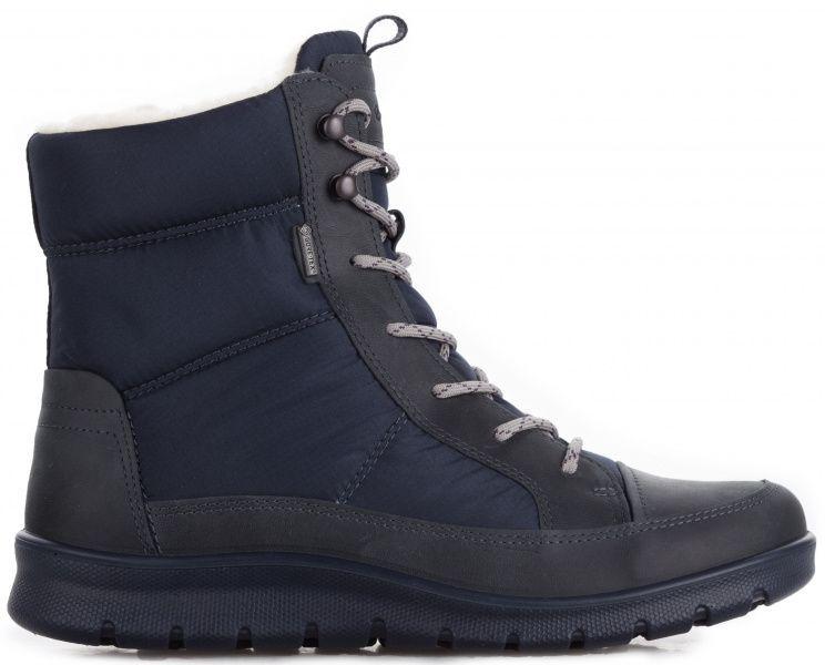 Купить Ботинки для женщин ECCO BABETT BOOT ZW6009, Синий