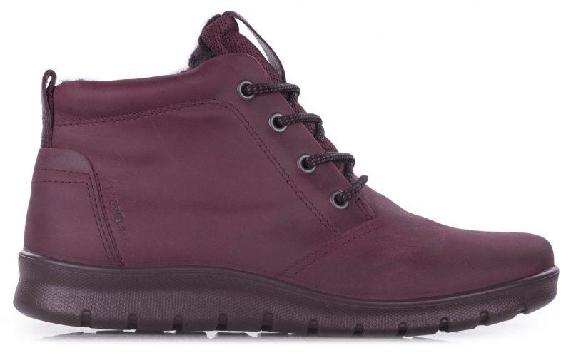 Купить Ботинки женские ECCO BABETT BOOT ZW6011, Бордовый