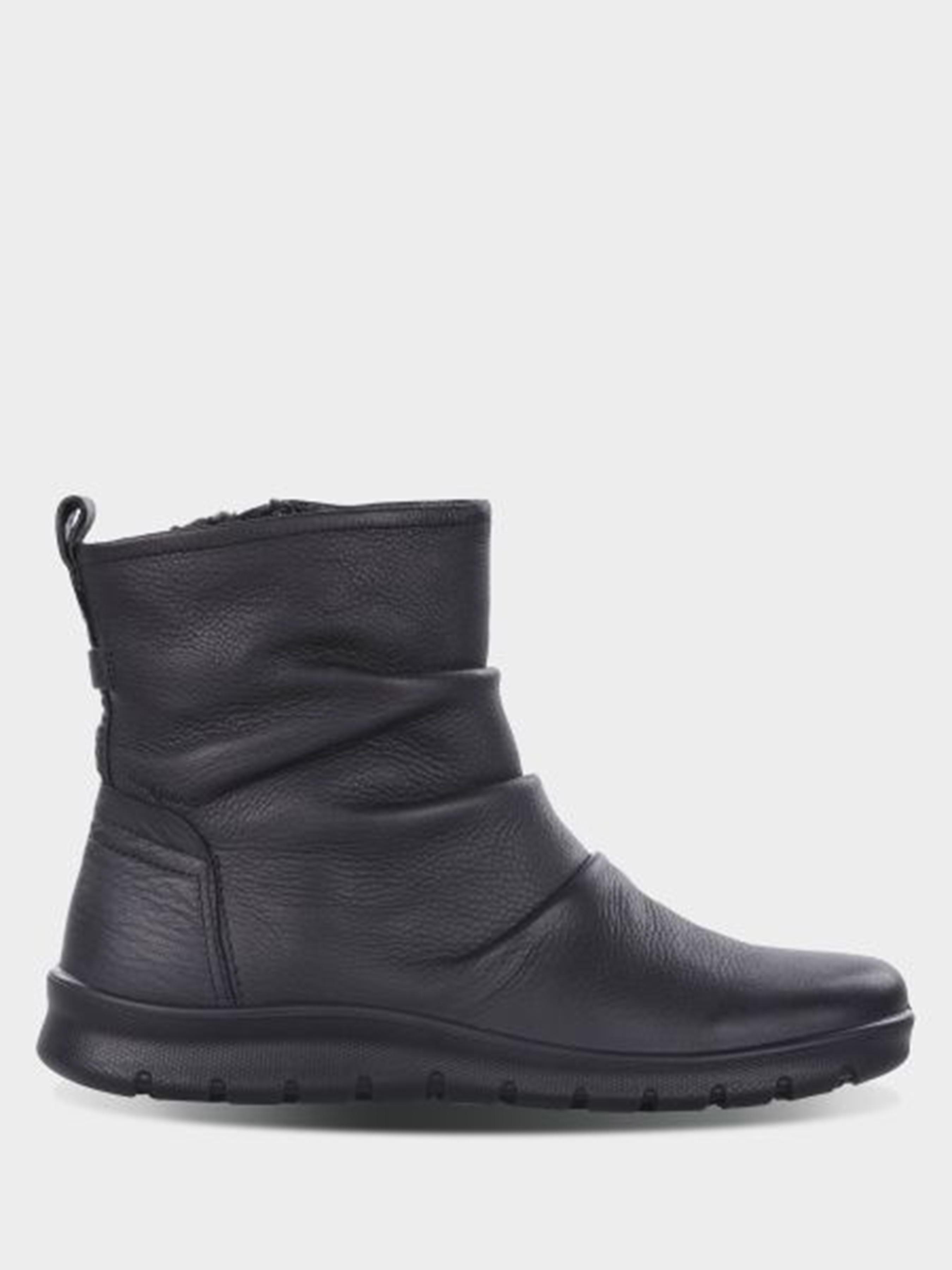 Купить Сапоги женские ECCO BABETT BOOT ZW6013, Черный