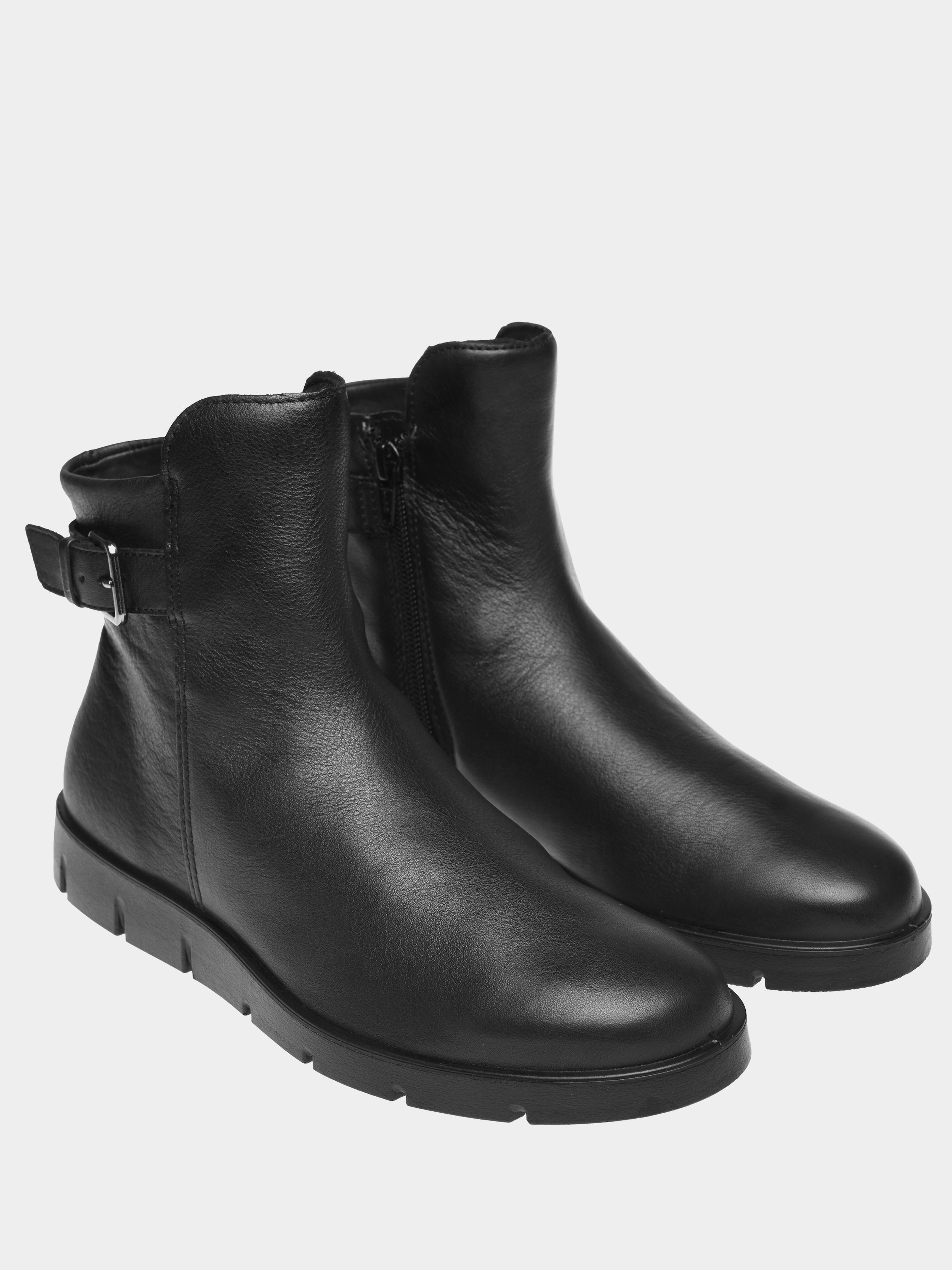 Купить Ботинки женские ECCO BELLA ZW6016, Черный
