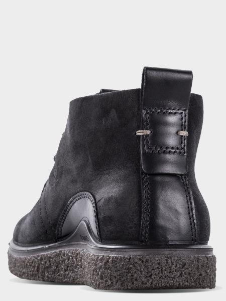 Черевики  жіночі ECCO CREPETRAY LADIES 200333(02001) брендове взуття, 2017