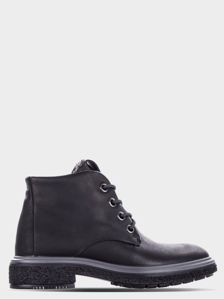 Ботинки женские ECCO CREPE TRAY HYBRID L ZW6027, Черный  - купить со скидкой