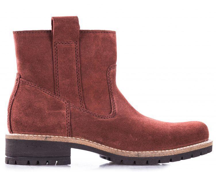 жіночі черевики ecco elaine 244793(05330) замшеві