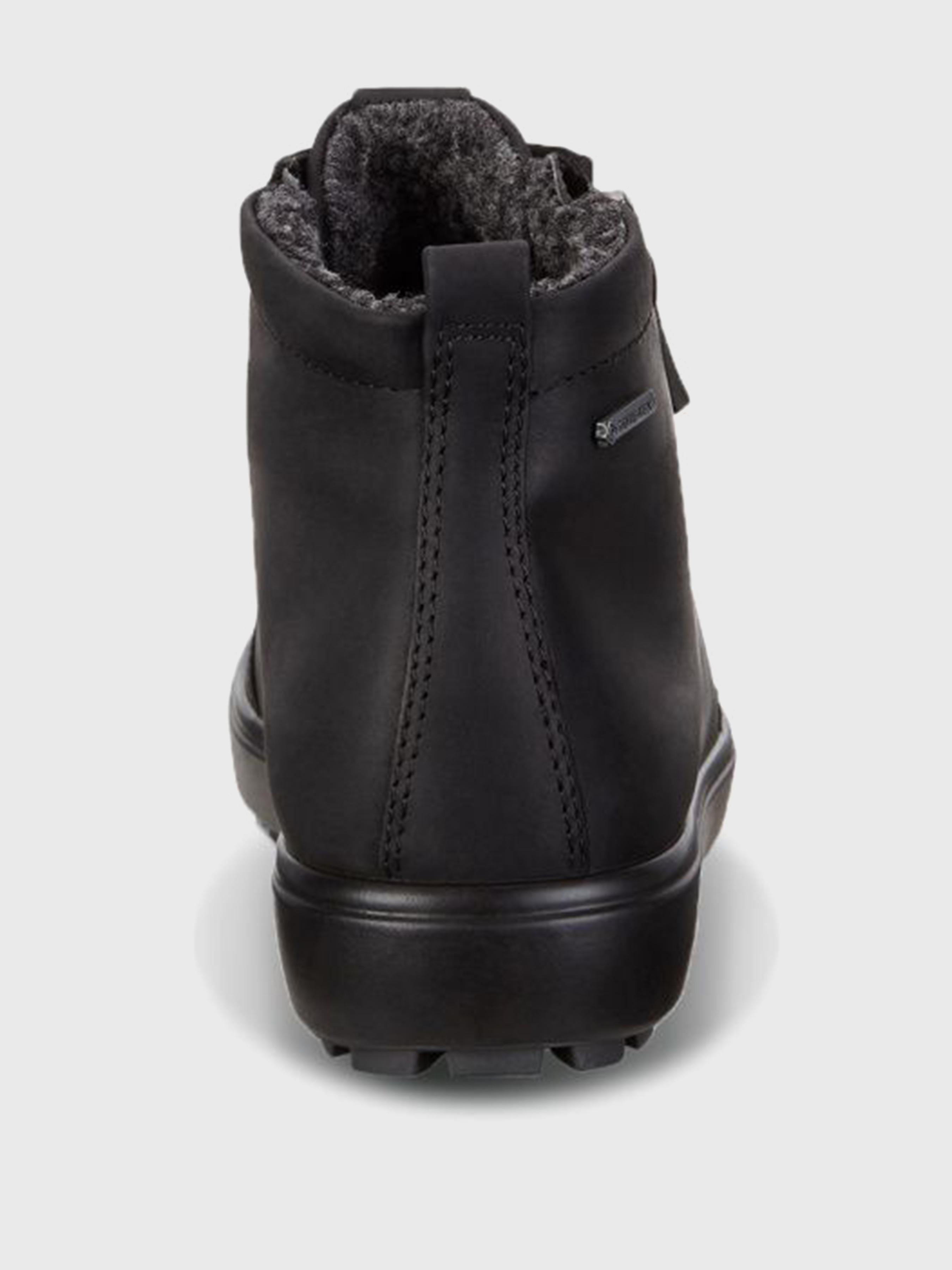 Черевики  жіночі ECCO 450163(02001) брендове взуття, 2017