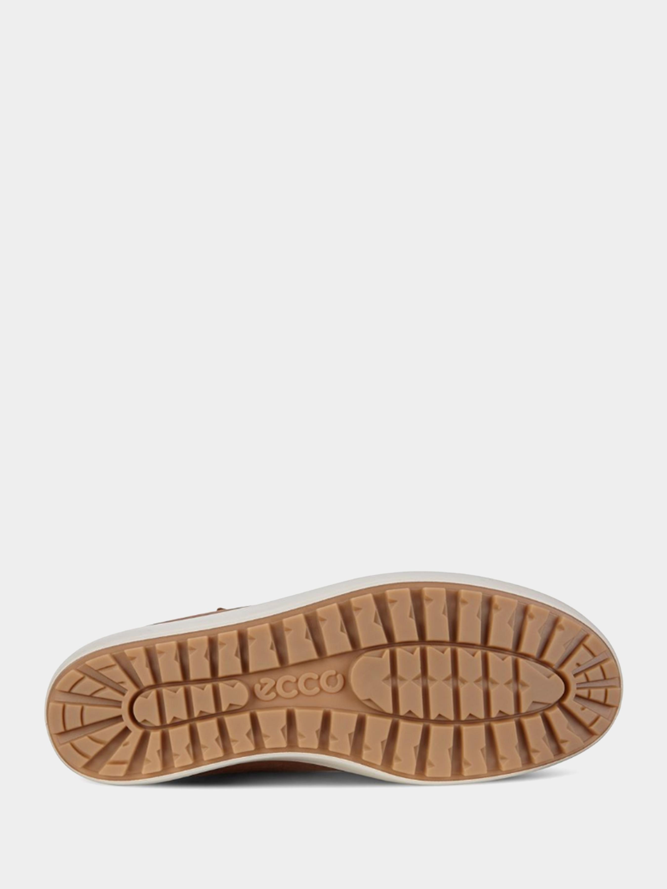 жіночі черевики ecco soft 7 tred 450163(02291) нубукові фото 1