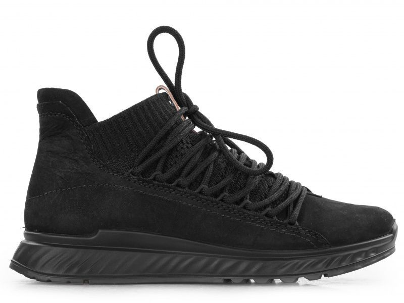 Купить Ботинки женские ECCO ST1 WOMEN'S ZW6072, Черный