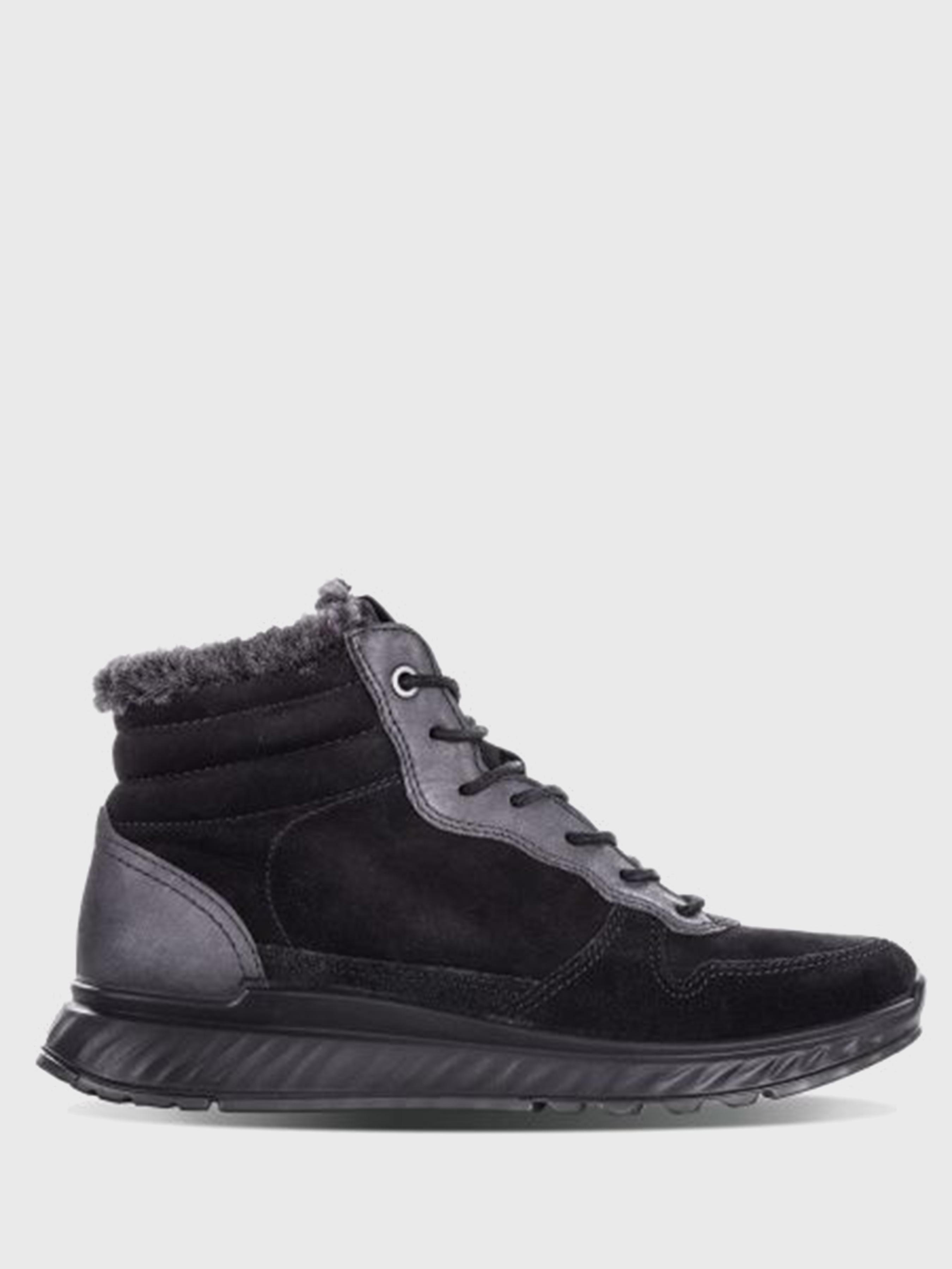 Купить Ботинки женские ECCO ST1 WOMEN'S ZW6075, Черный