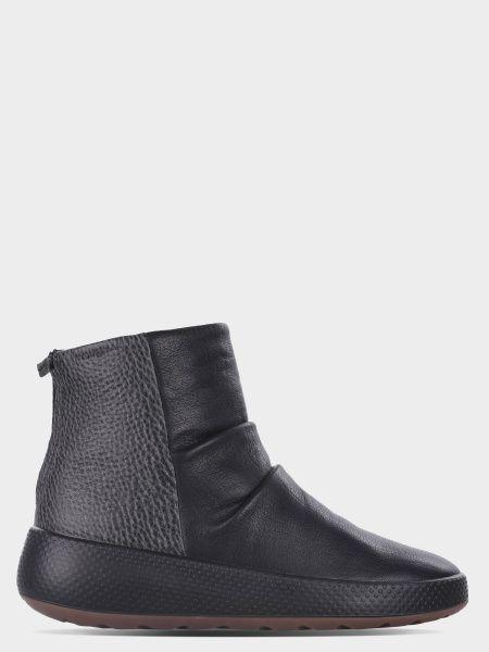 жіночі черевики ecco ukiuk 221073(51052) шкіряні