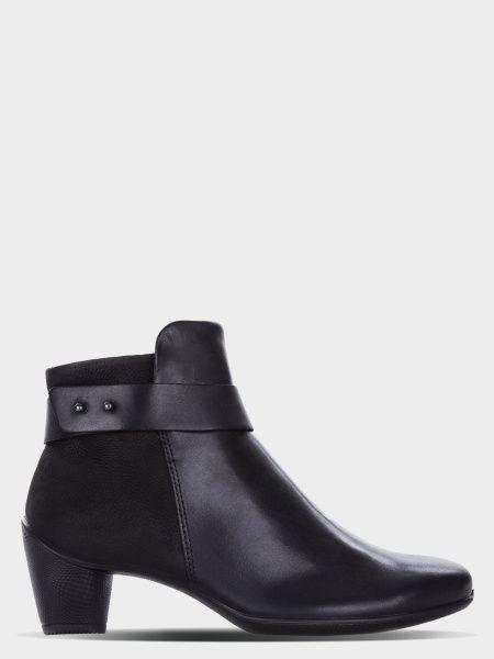 Купить Ботинки женские ECCO SCULPTURED 45 ZW6093, Черный