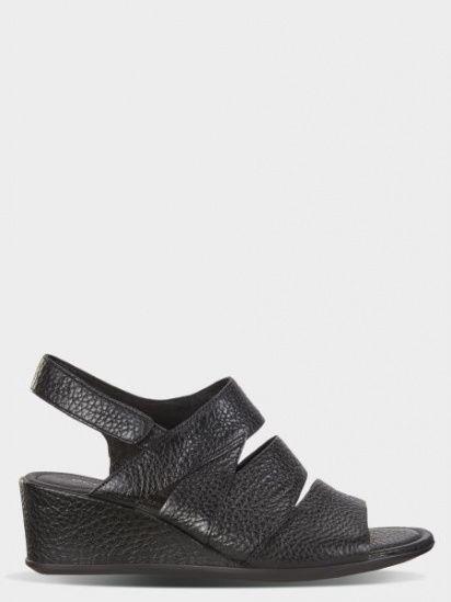 Босоножки для женщин ECCO SHAPE 35 WEDGE SANDAL 250153(01001) брендовая обувь, 2017