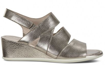 Босоножки для женщин ECCO SHAPE 35 WEDGE SANDAL 250153(51147) брендовая обувь, 2017
