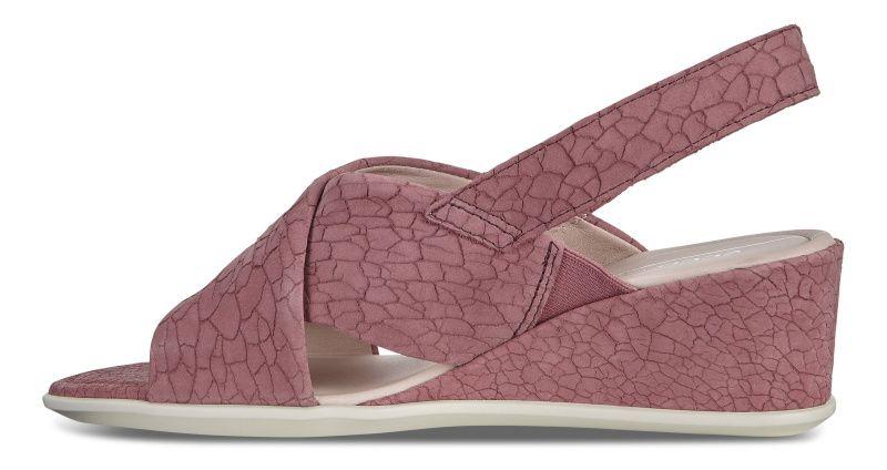 Босоножки для женщин ECCO SHAPE 35 WEDGE SANDAL ZW6160 модная обувь, 2017