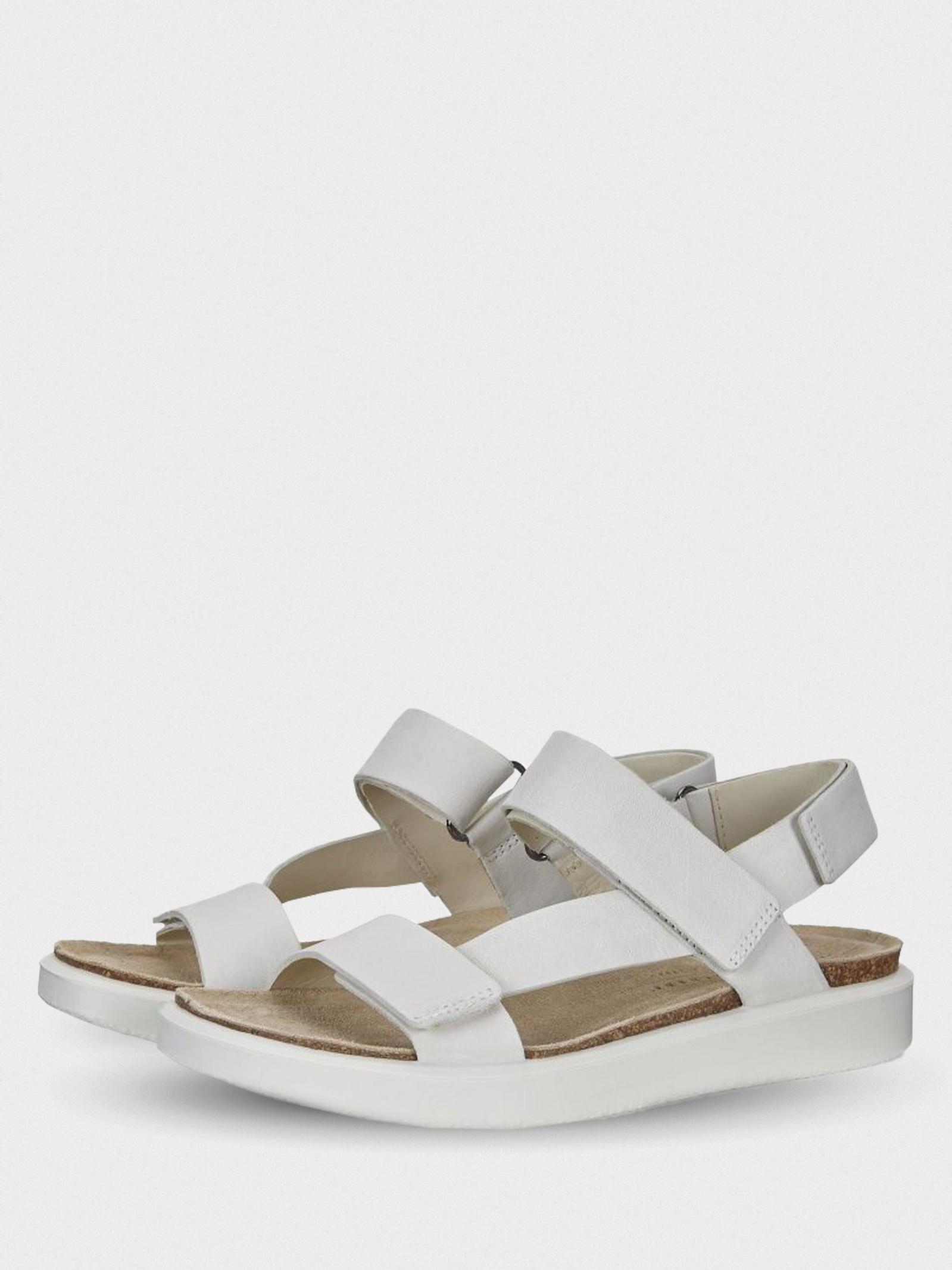 Сандалі  для жінок ECCO CORKSPHERE SANDAL 271813(01007) розмірна сітка взуття, 2017