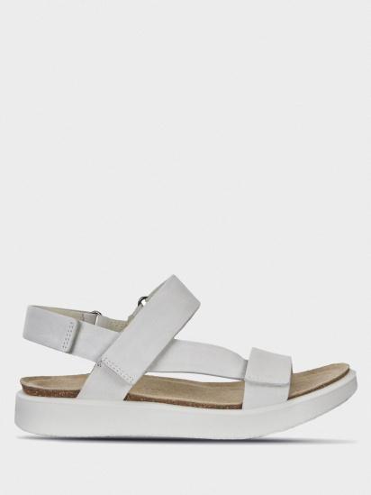 Сандалі  для жінок ECCO CORKSPHERE SANDAL 271813(01007) модне взуття, 2017