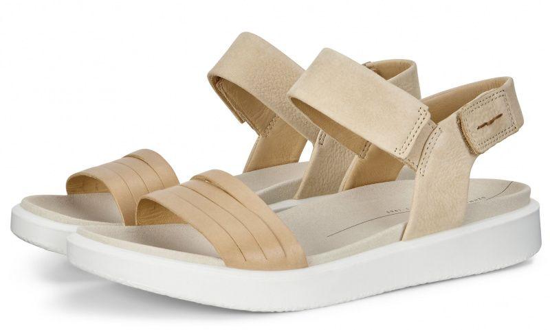 Сандалии для женщин ECCO FLOWT W ZW6166 купить обувь, 2017