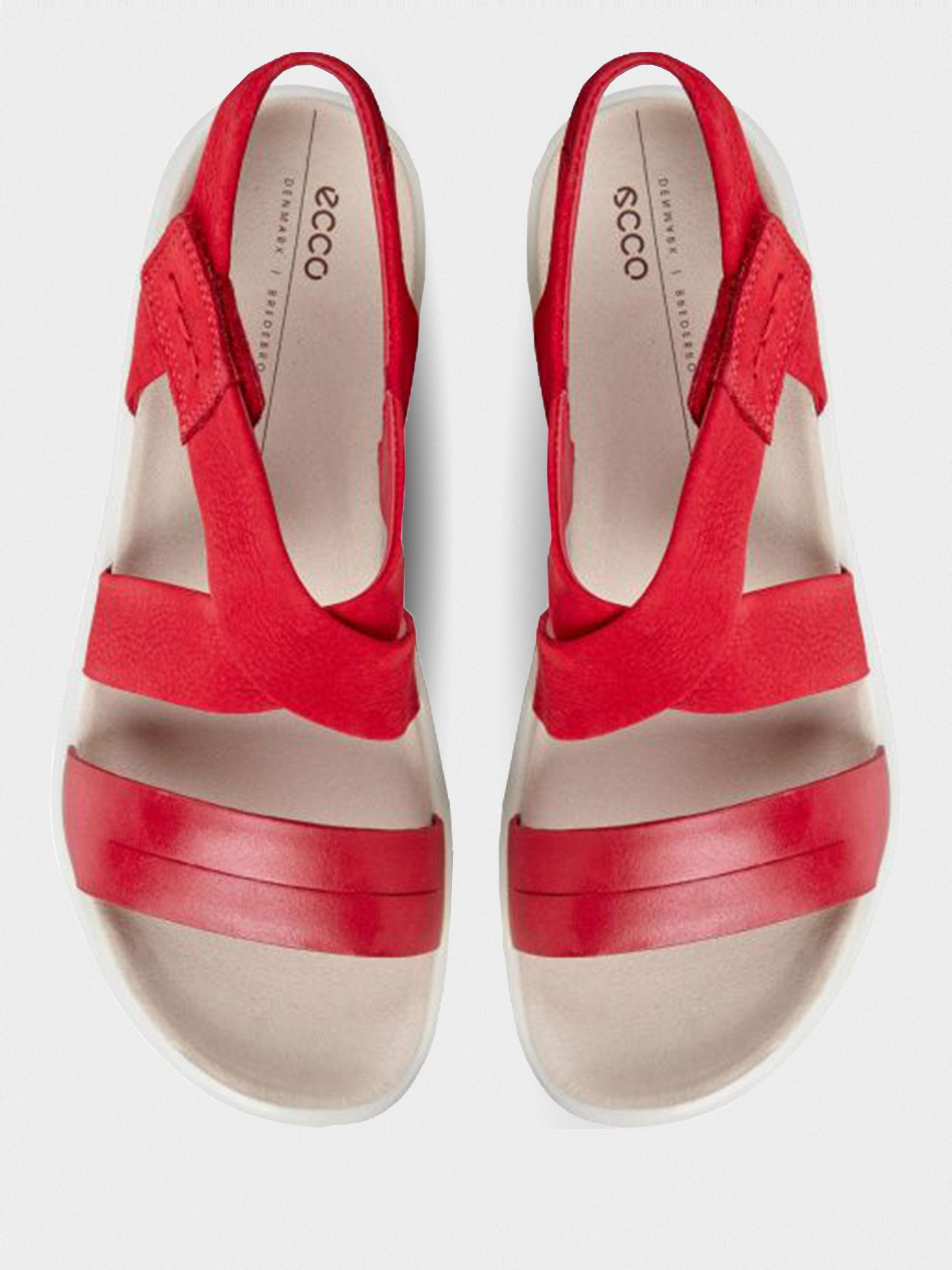 Сандалии для женщин ECCO FLOWT W ZW6170 размеры обуви, 2017