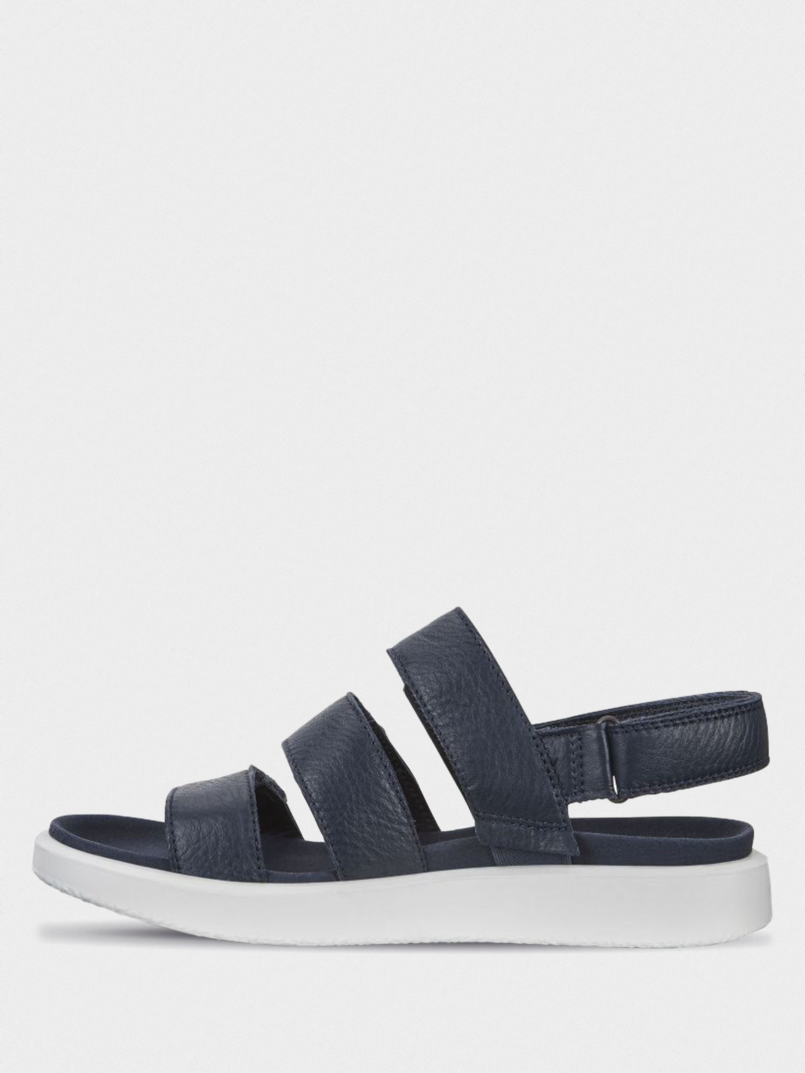 Сандалии для женщин ECCO FLOWT W ZW6175 купить обувь, 2017