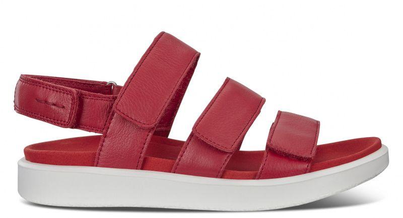 Купить Сандалии женские ECCO FLOWT W ZW6176, Красный