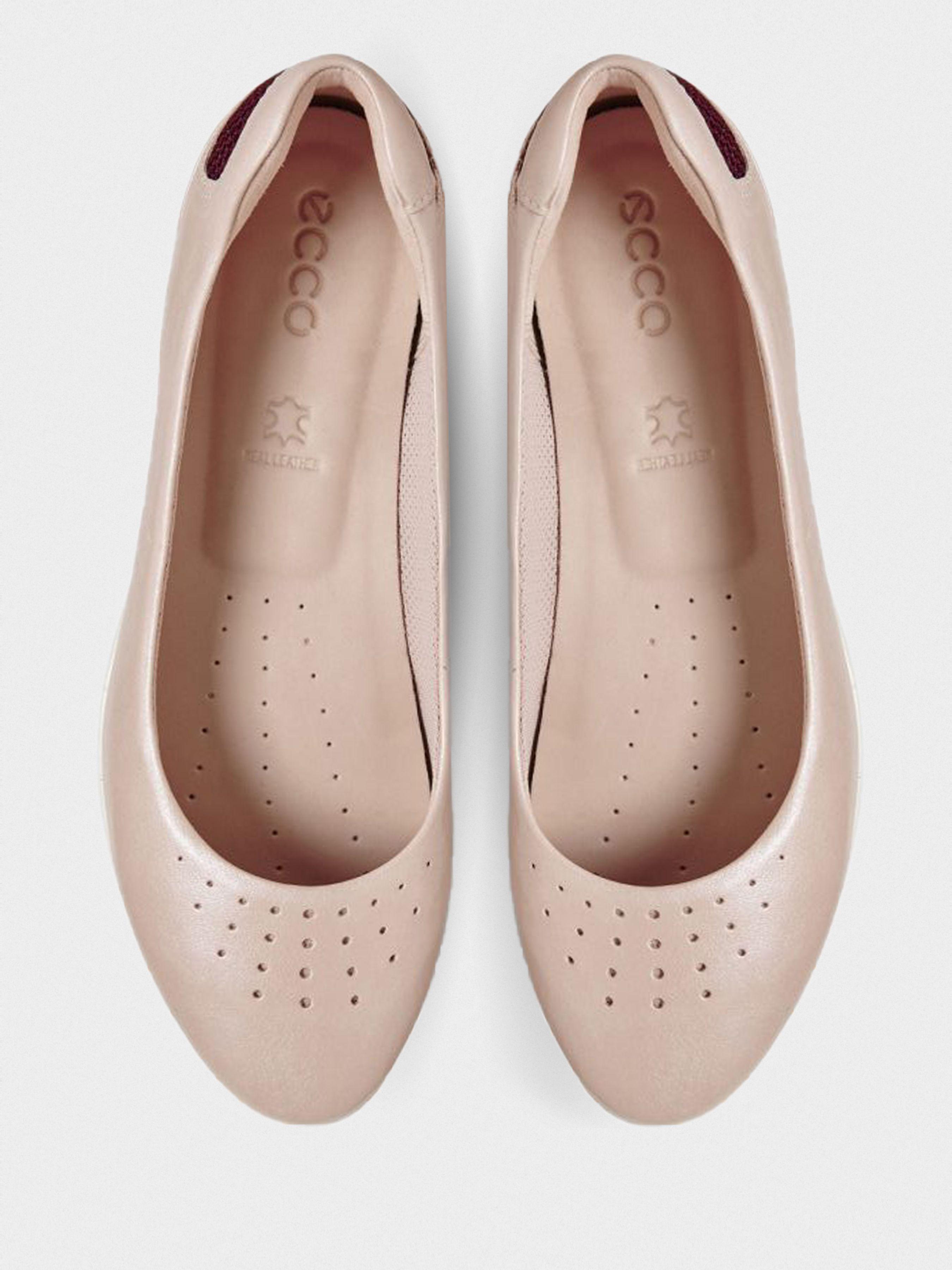 Балетки женские ECCO SENSE LIGHT ZW6251 размеры обуви, 2017