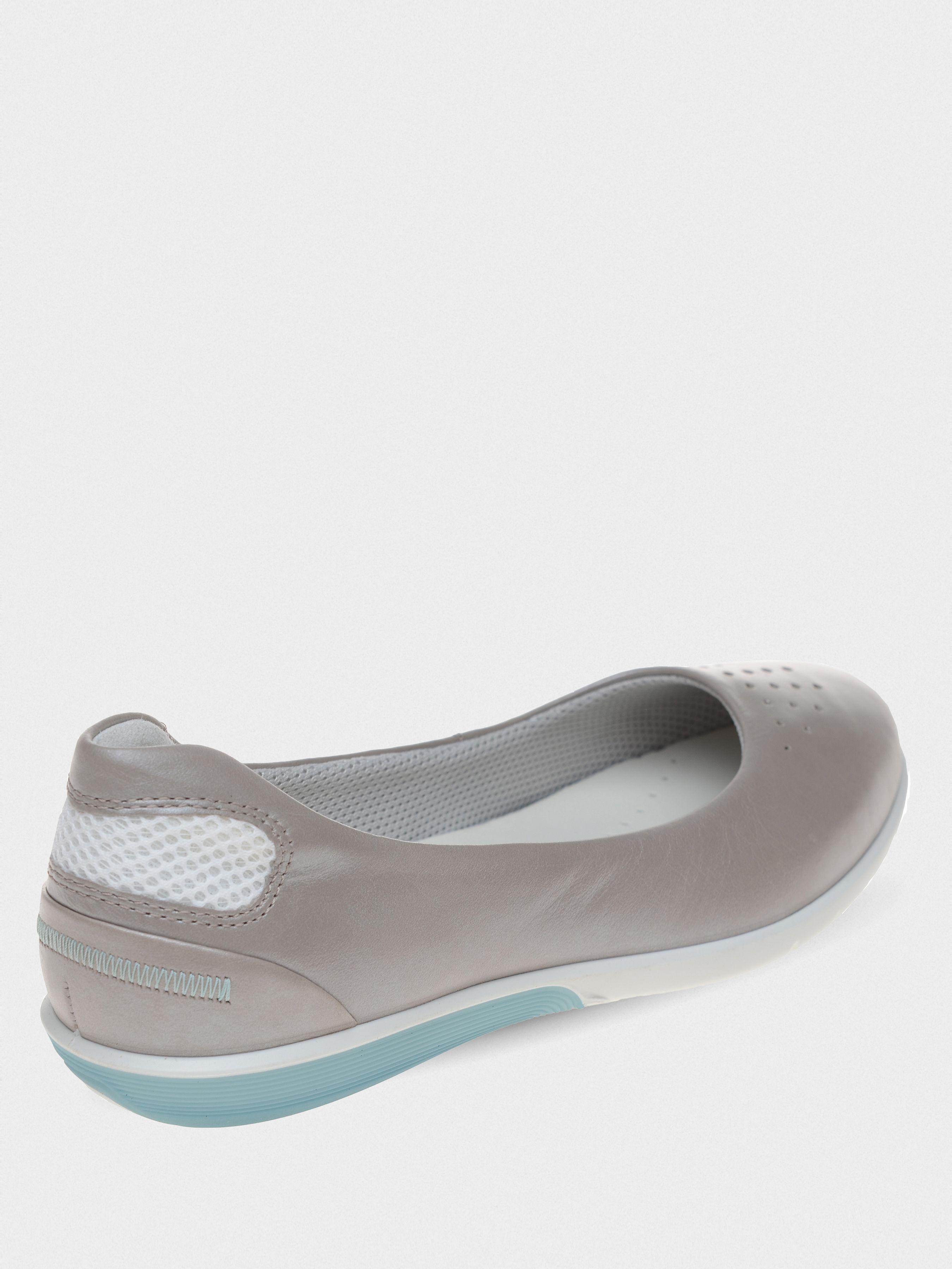 Балетки женские ECCO SENSE LIGHT ZW6252 купить обувь, 2017