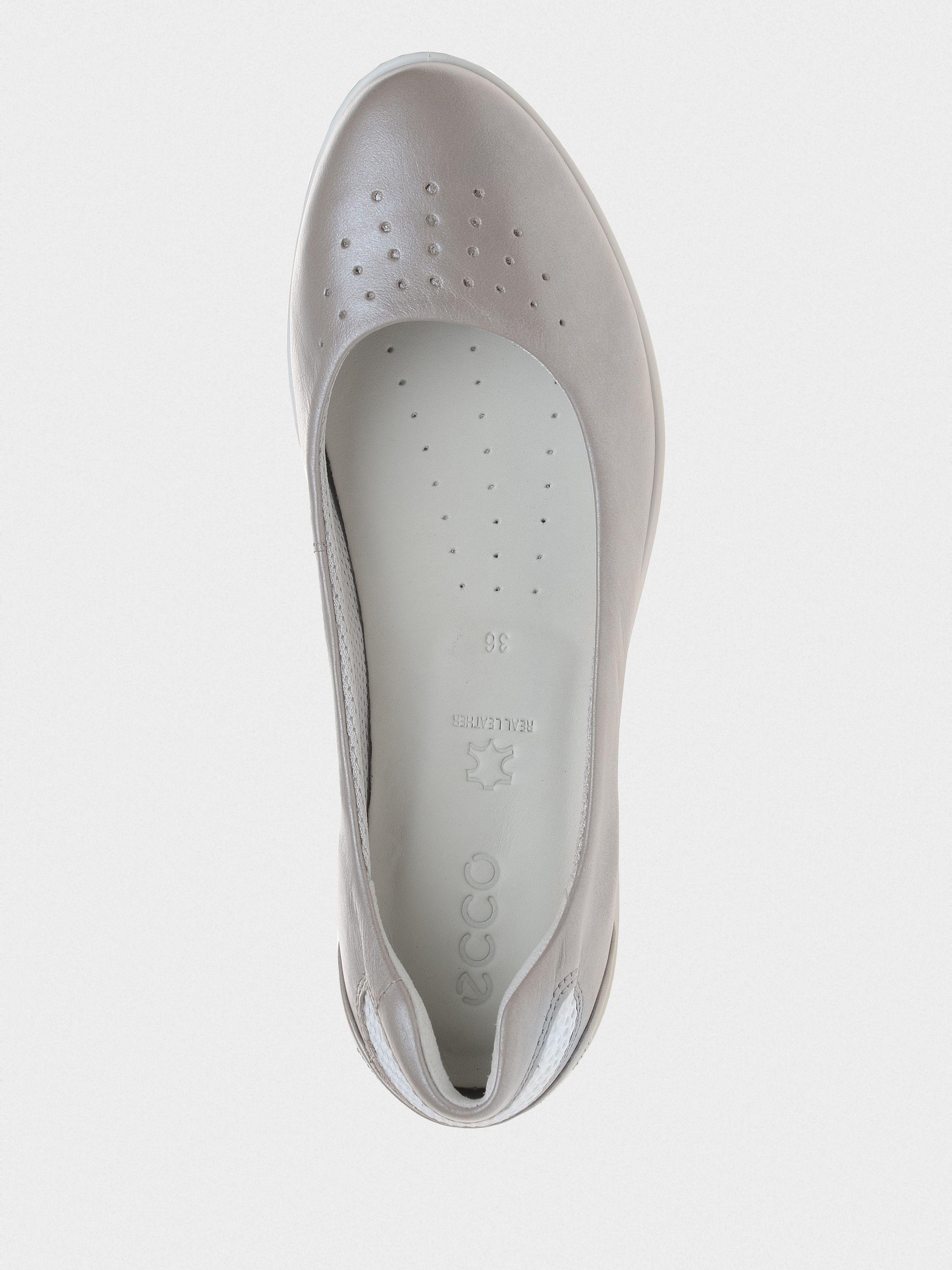 Балетки женские ECCO SENSE LIGHT ZW6252 размеры обуви, 2017