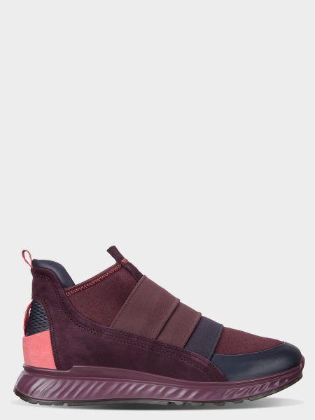 Купить Ботинки женские ECCO ST.1 W ZW6299, Бордовый