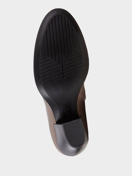 Ботинки женские ECCO SHAPE 55 WESTERN ZW6312 смотреть, 2017