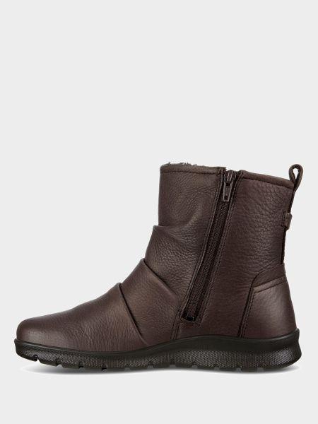 Ботинки женские ECCO BABETT BOOT ZW6327 купить обувь, 2017