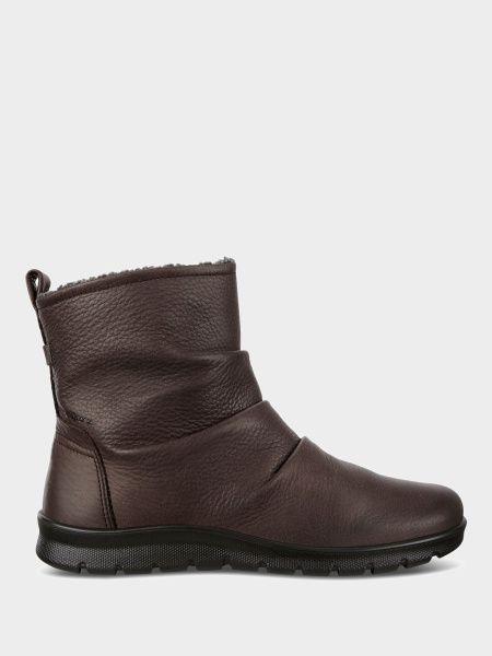 Купить Ботинки женские ECCO BABETT BOOT ZW6327, Коричневый