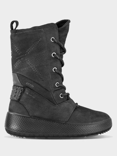 Купить Сапоги женские ECCO UKIUK 2.0 ZW6388, Черный