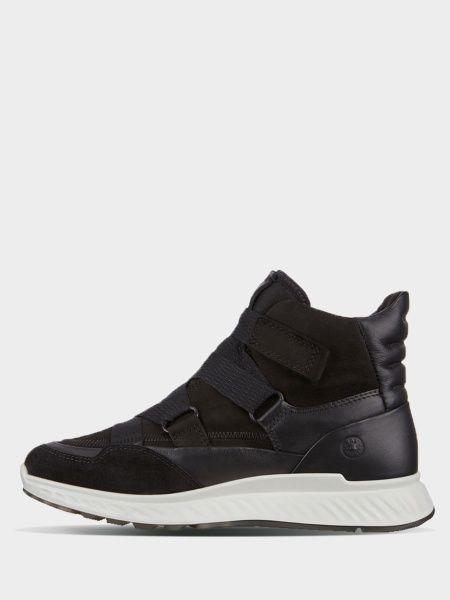 Ботинки для женщин ECCO ST.1 W ZW6403 модная обувь, 2017