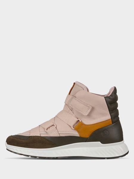 Ботинки для женщин ECCO ST.1 W ZW6404 модная обувь, 2017