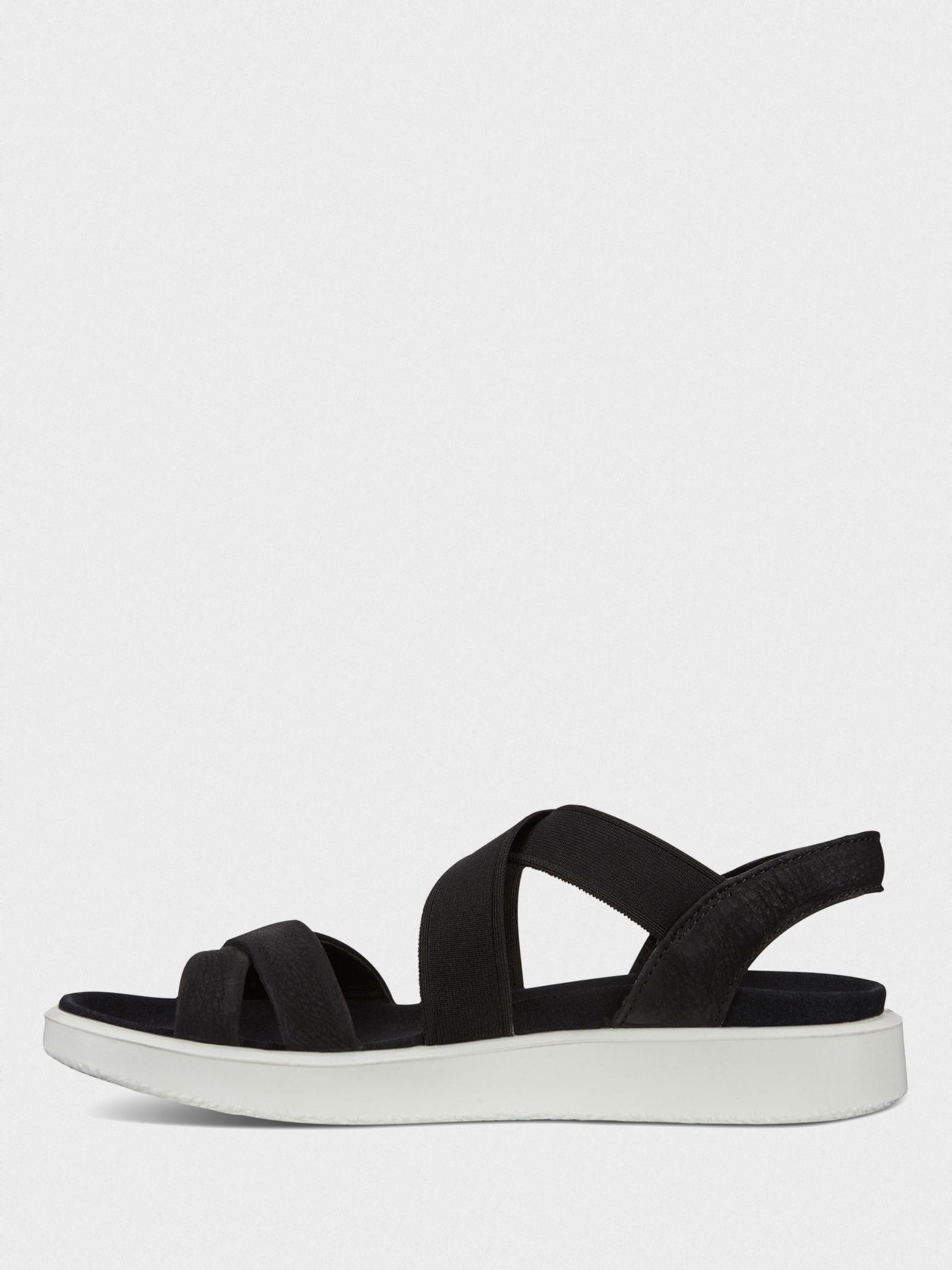 Сандалі  жіночі ECCO 273643(02001) розміри взуття, 2017