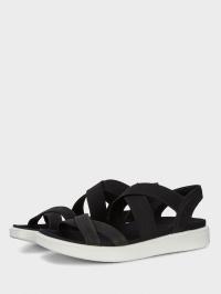 Сандалі  жіночі ECCO 273643(02001) модне взуття, 2017