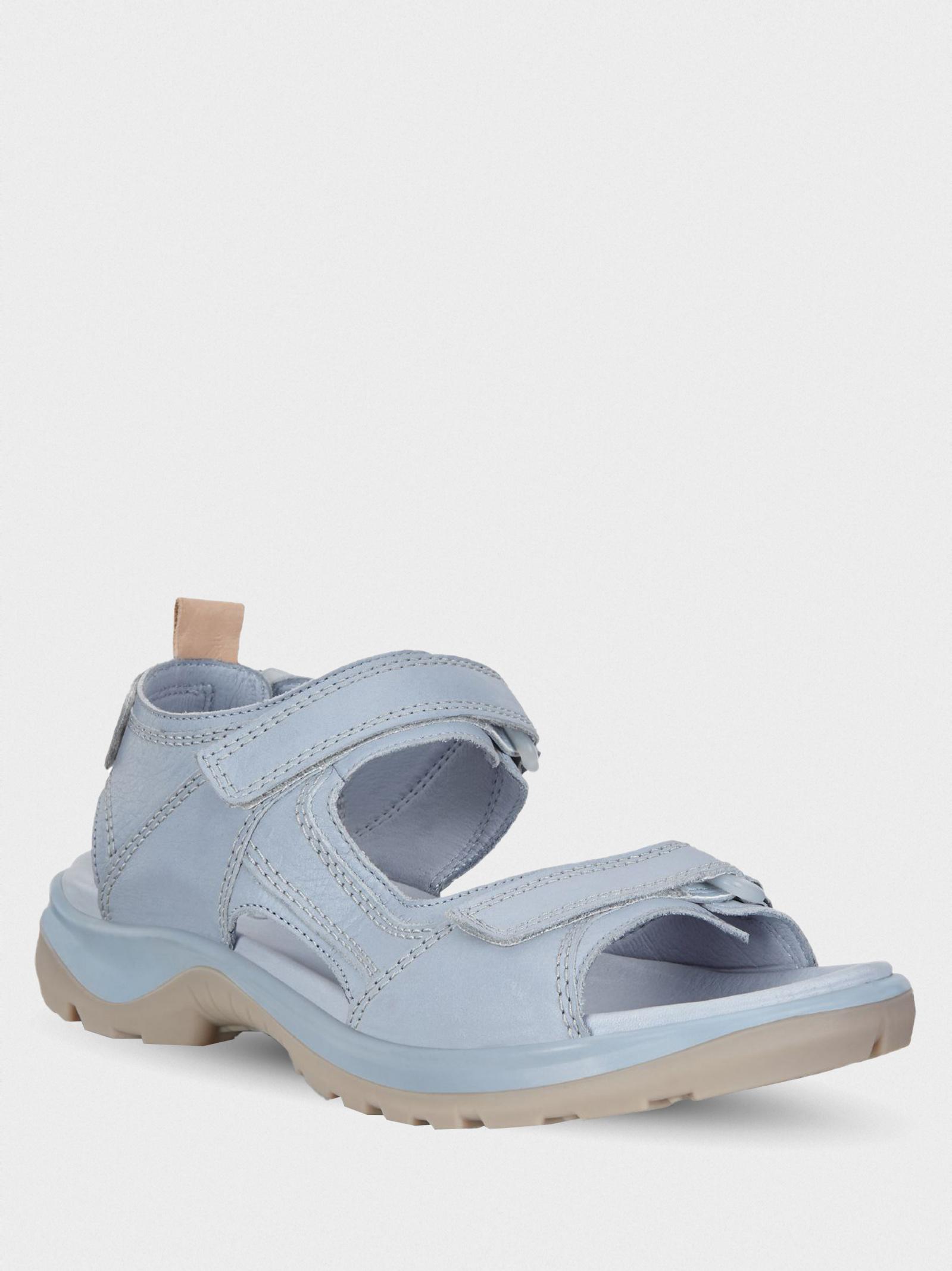 Сандалі  жіночі ECCO 822103(01434) розміри взуття, 2017