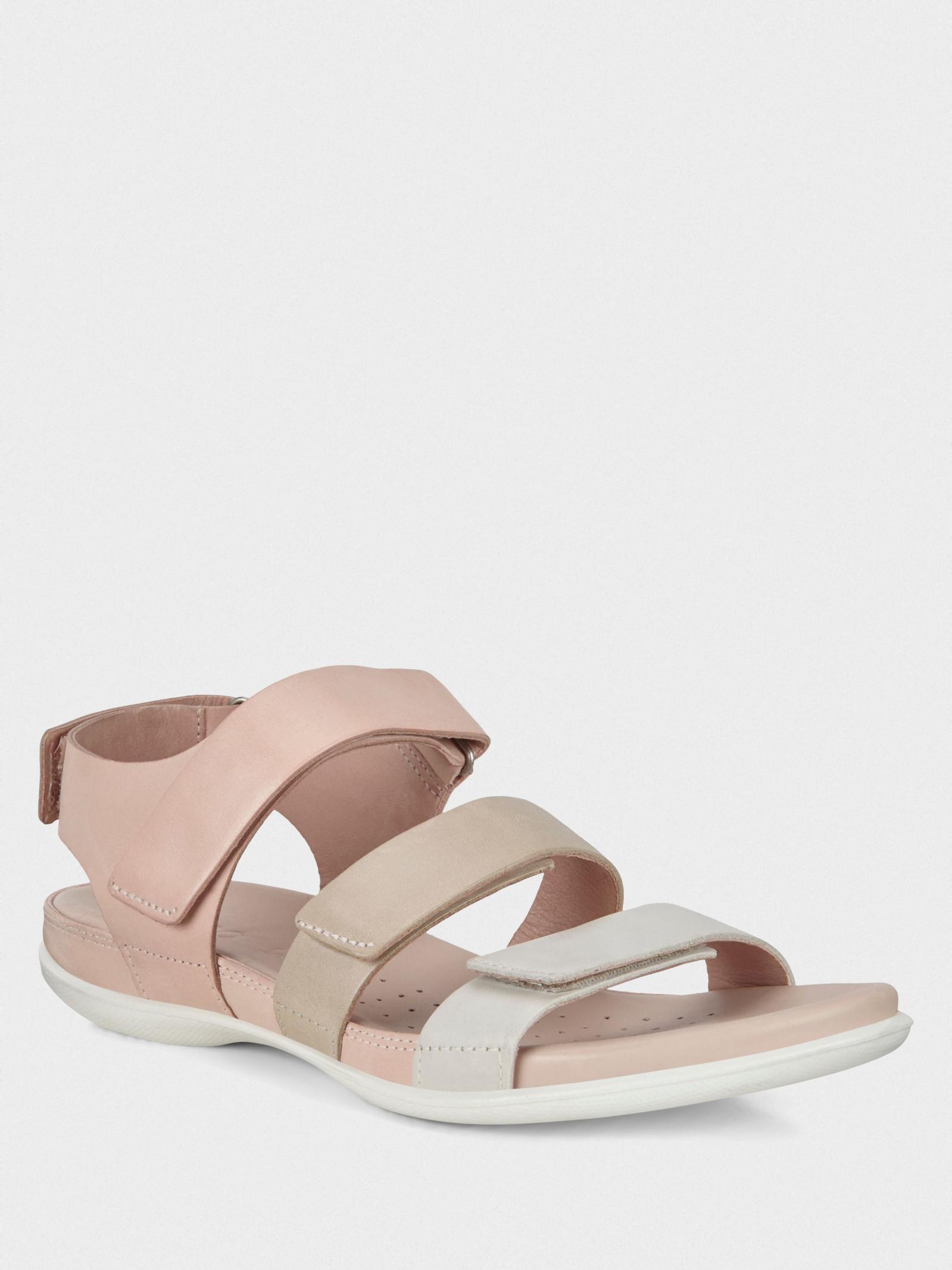 Сандалі  жіночі ECCO 243943(51809) розміри взуття, 2017