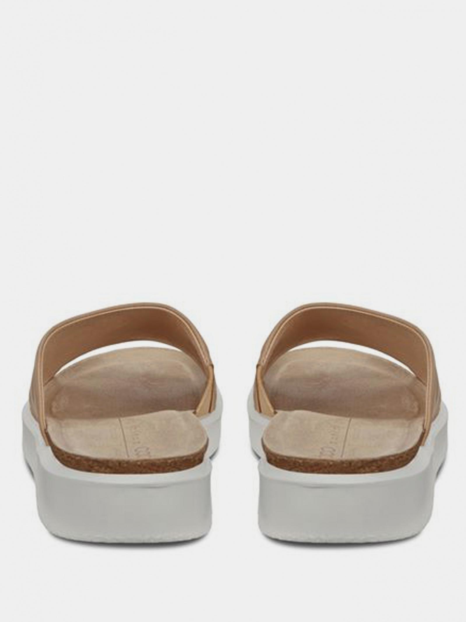 Шльопанці  для жінок ECCO 271823(01211) 271823(01211) модне взуття, 2017