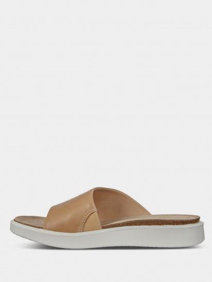 Шльопанці  для жінок ECCO 271823(01211) купити взуття, 2017