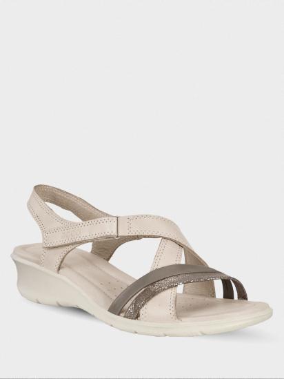 Сандалі  жіночі ECCO 216513(51981) розміри взуття, 2017