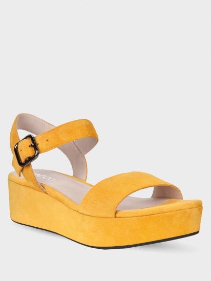 Босоніжки  жіночі ECCO PLATEAU SANDAL 209013(05366) ціна взуття, 2017