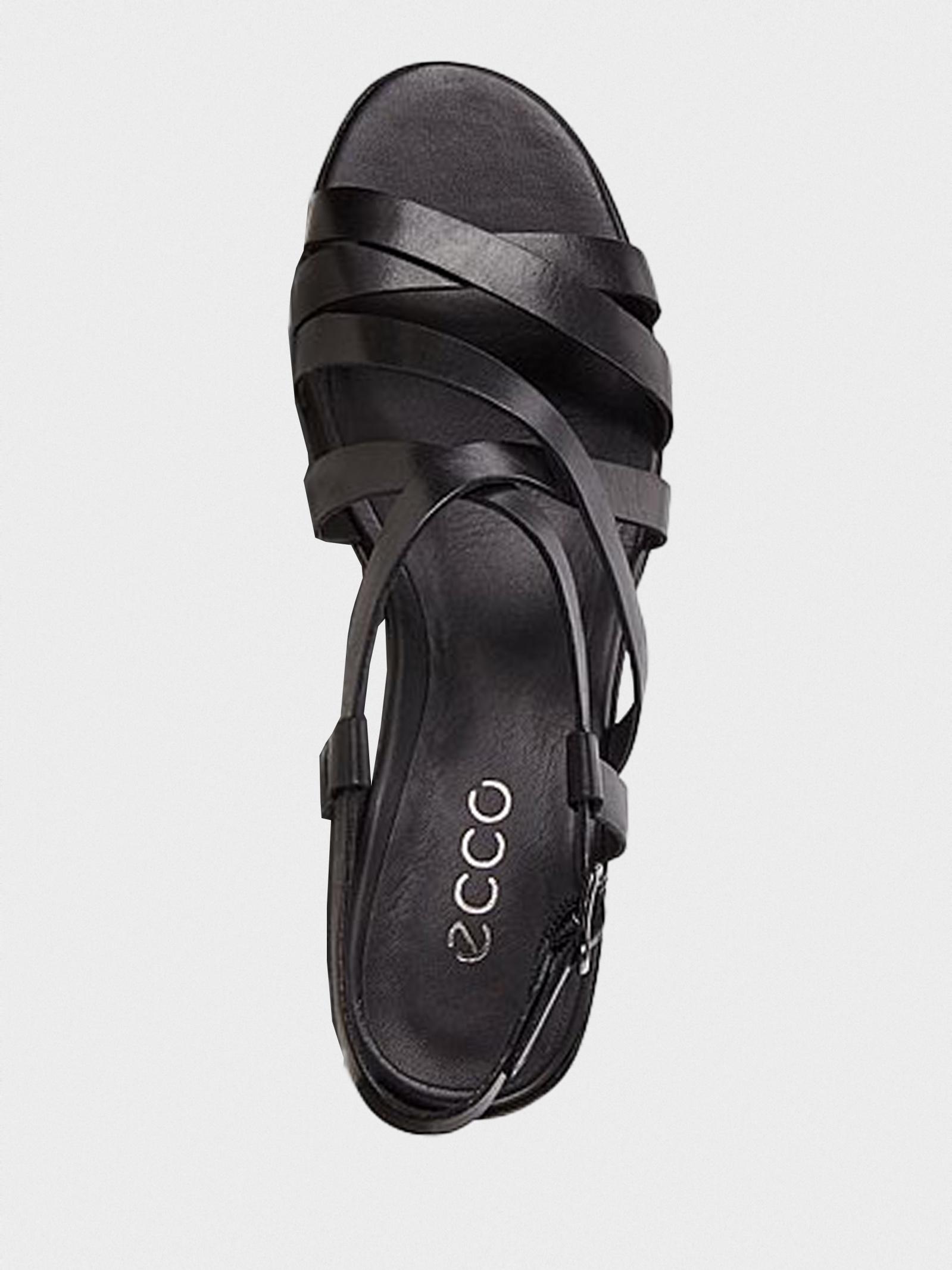 Босоніжки  для жінок ECCO 25017301001 брендове взуття, 2017