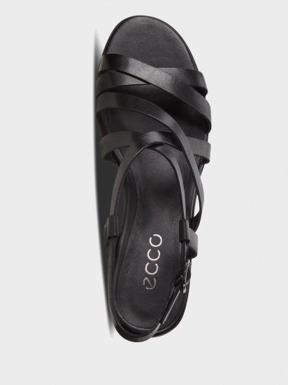Босоніжки  для жінок ECCO 25017301001 купити взуття, 2017