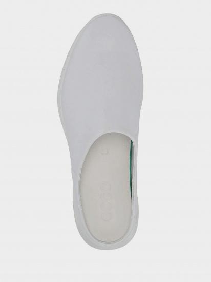 Шльопанці  для жінок ECCO FLEXURE RUNNER W 292323(01007) розмірна сітка взуття, 2017