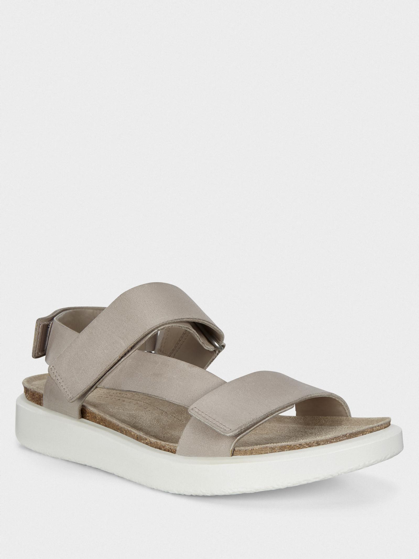 Сандалі  для жінок ECCO CORKSPHERE SANDAL 271813(02459) розмірна сітка взуття, 2017