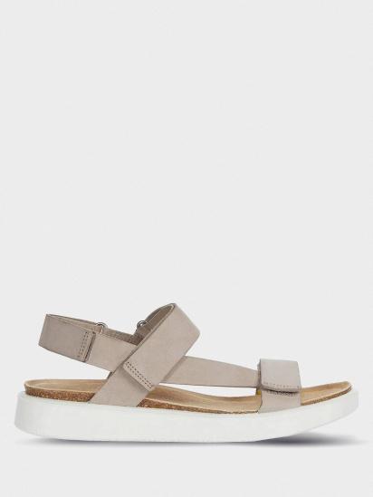 Сандалі  для жінок ECCO CORKSPHERE SANDAL 271813(02459) модне взуття, 2017