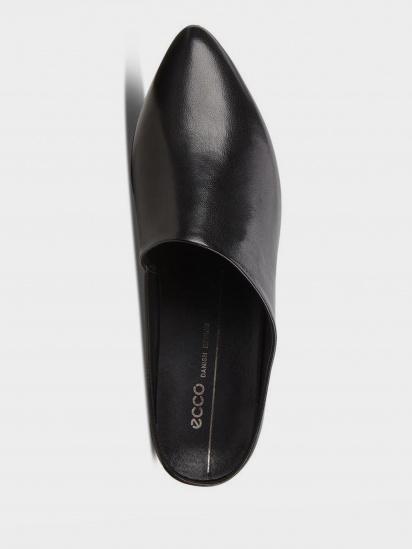 Шльопанці  для жінок ECCO 263303(01001) розміри взуття, 2017
