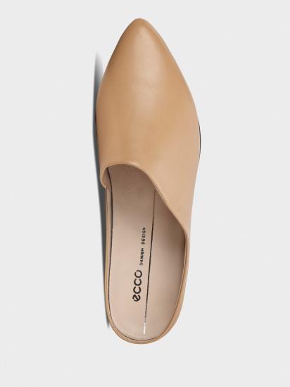 Шльопанці  для жінок ECCO 263303(01343) розміри взуття, 2017