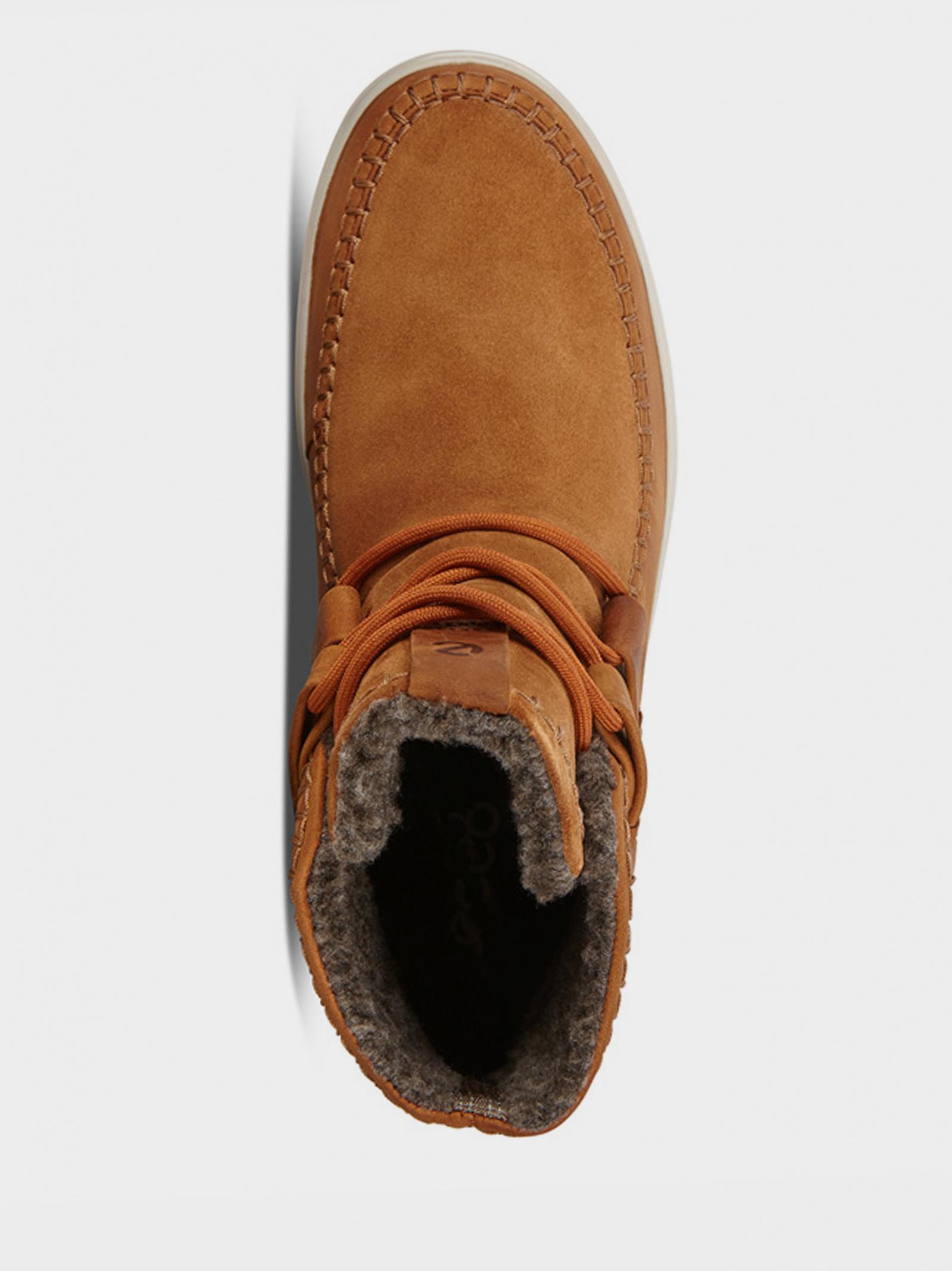 Черевики  для жінок ECCO 45029357624 брендове взуття, 2017