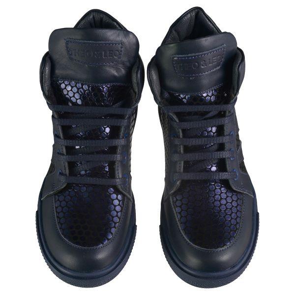 Ботинки детские Ботинки для девочек 599 ZZ-TL-26-599 фото, купить, 2017
