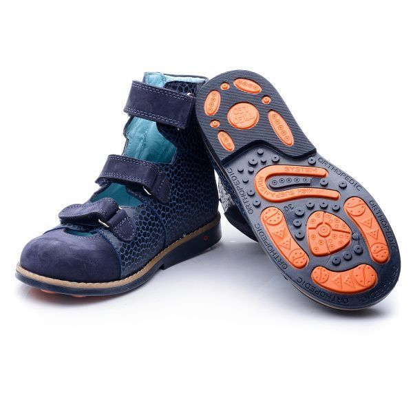 Босоножки детские Ортопедические босоножки для мальчиков 699 ZZ-TL-26-699 фото, купить, 2017